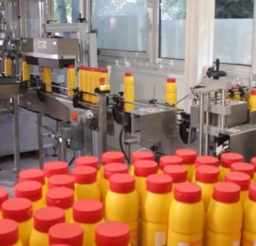 Maszyny dla przemysłu spożywczego. Produkcja maszyn przemysłowych.